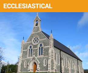 Ecclesiastical - Moss Construction