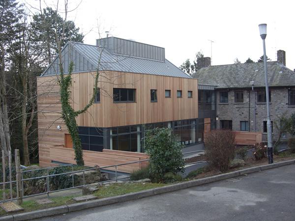 Professional Building Contractors Uk Moss Construction