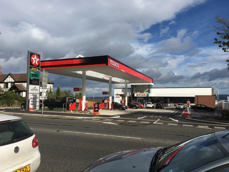 Antrim Road Filling Station