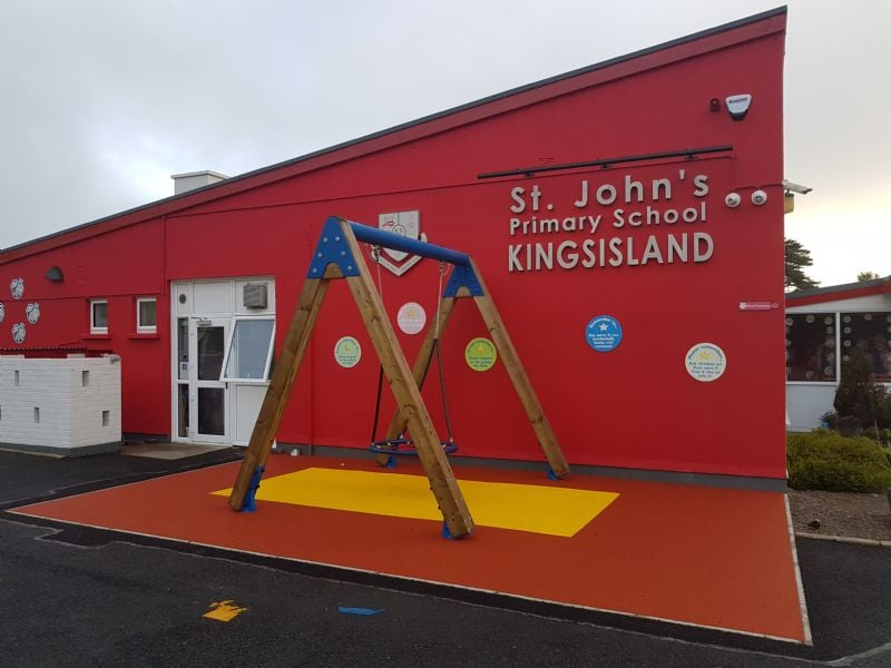 St Johns PS, Kingsisland