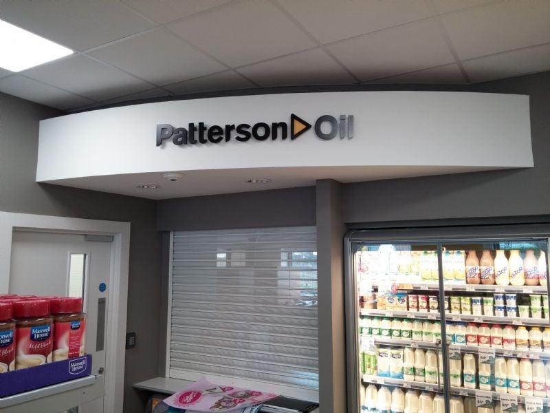 Patterson Oil, Portadown