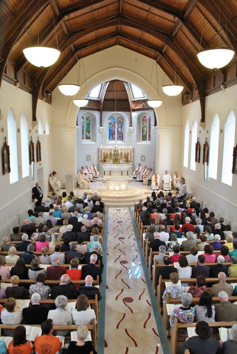 St Patrick's Church Ballymacnab